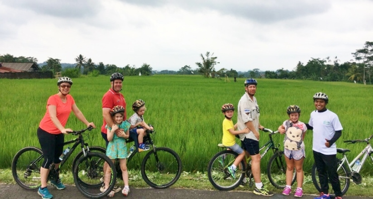 Cycling for the Whole Family not just Adults