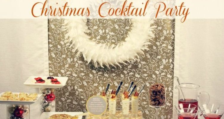 Great Christmas Party Cocktail Ideas