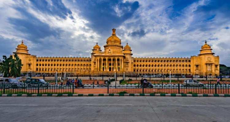 Amalgamation of Modernization And Development - City of Bengaluru