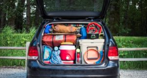 Tips For Packing A Very Full Vehicle