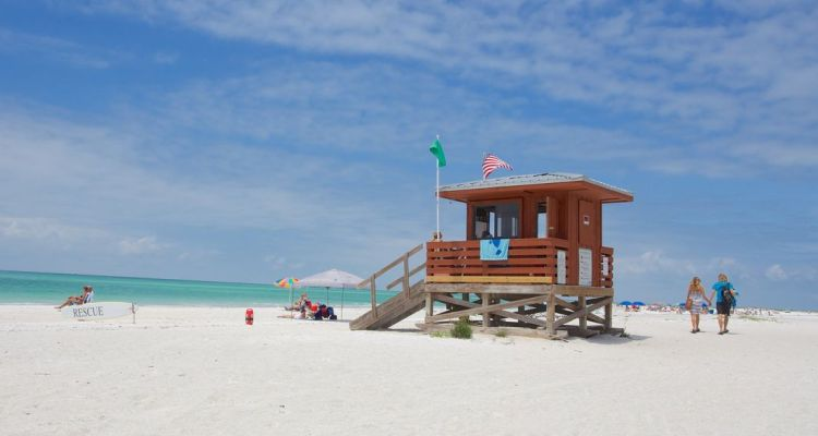 Sarasota Beach City - For Best Vacation And Living Experience