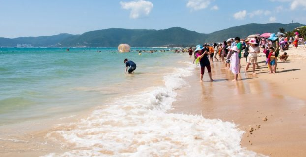 A Relaxing Beach Holiday In Hainan, China