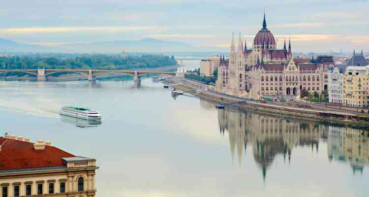 Top Places In Budapest For A Guys Weekend